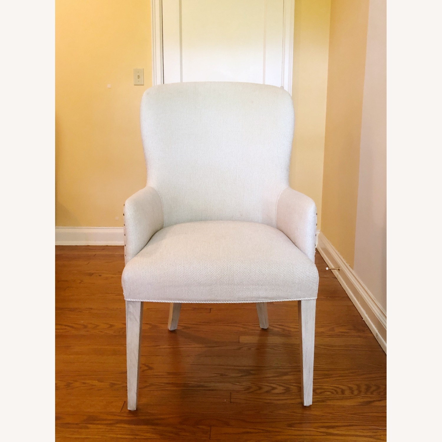 Oyster Bay Baxter Upholstered Arm Chair - image-0