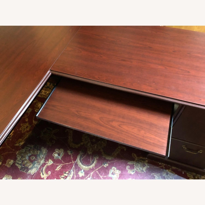 Bush Furniture Saratoga L Shaped Computer Desk - image-10