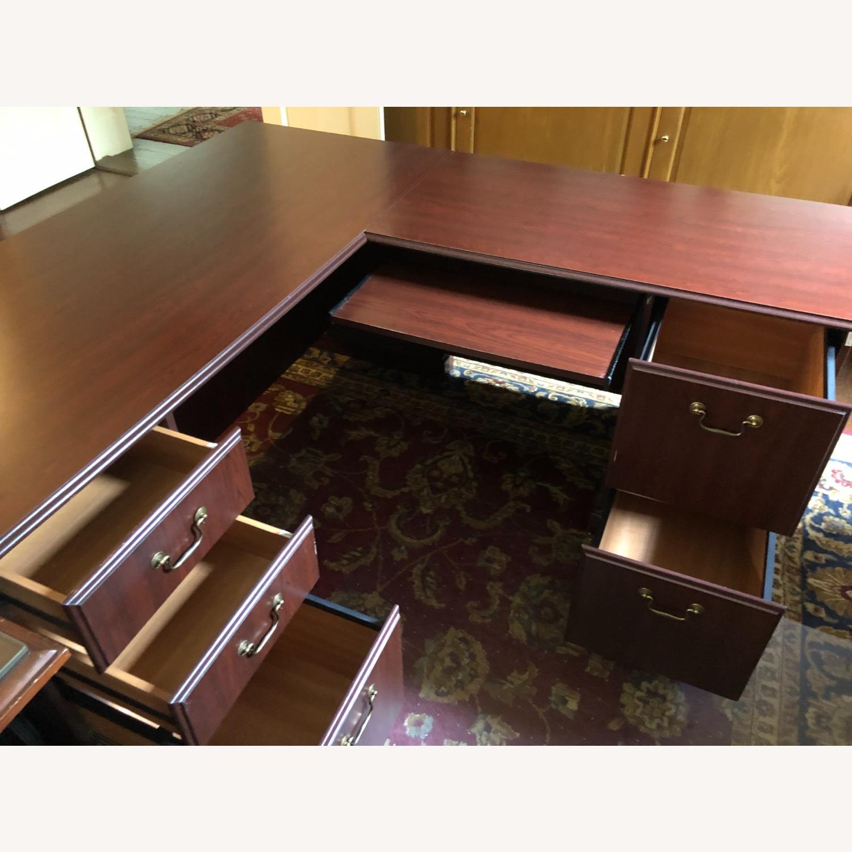 Bush Furniture Saratoga L Shaped Computer Desk - image-6