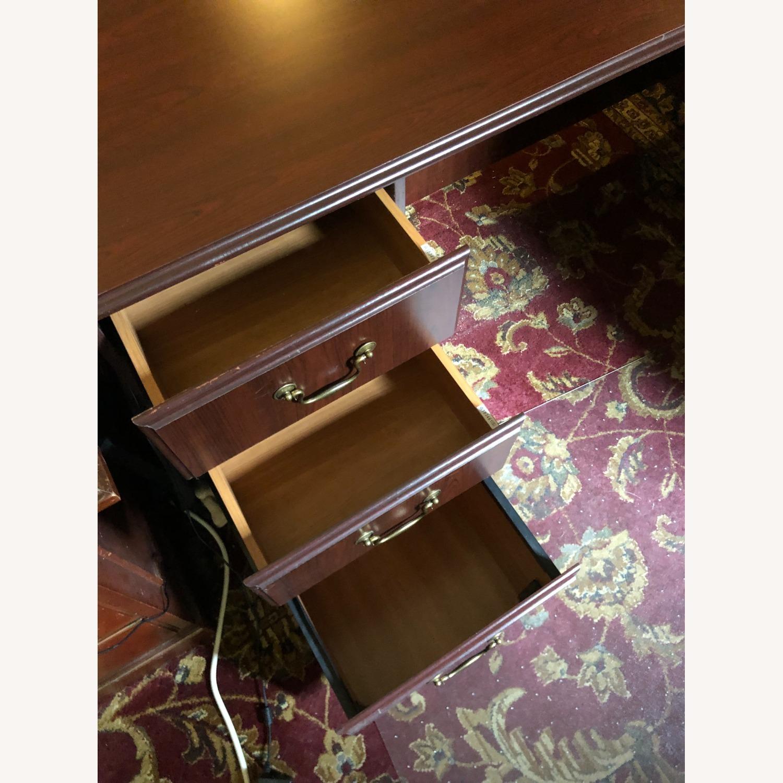 Bush Furniture Saratoga L Shaped Computer Desk - image-5