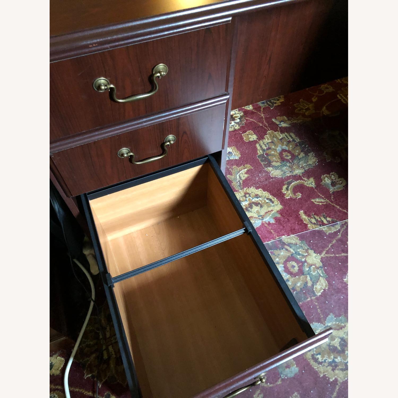 Bush Furniture Saratoga L Shaped Computer Desk - image-4