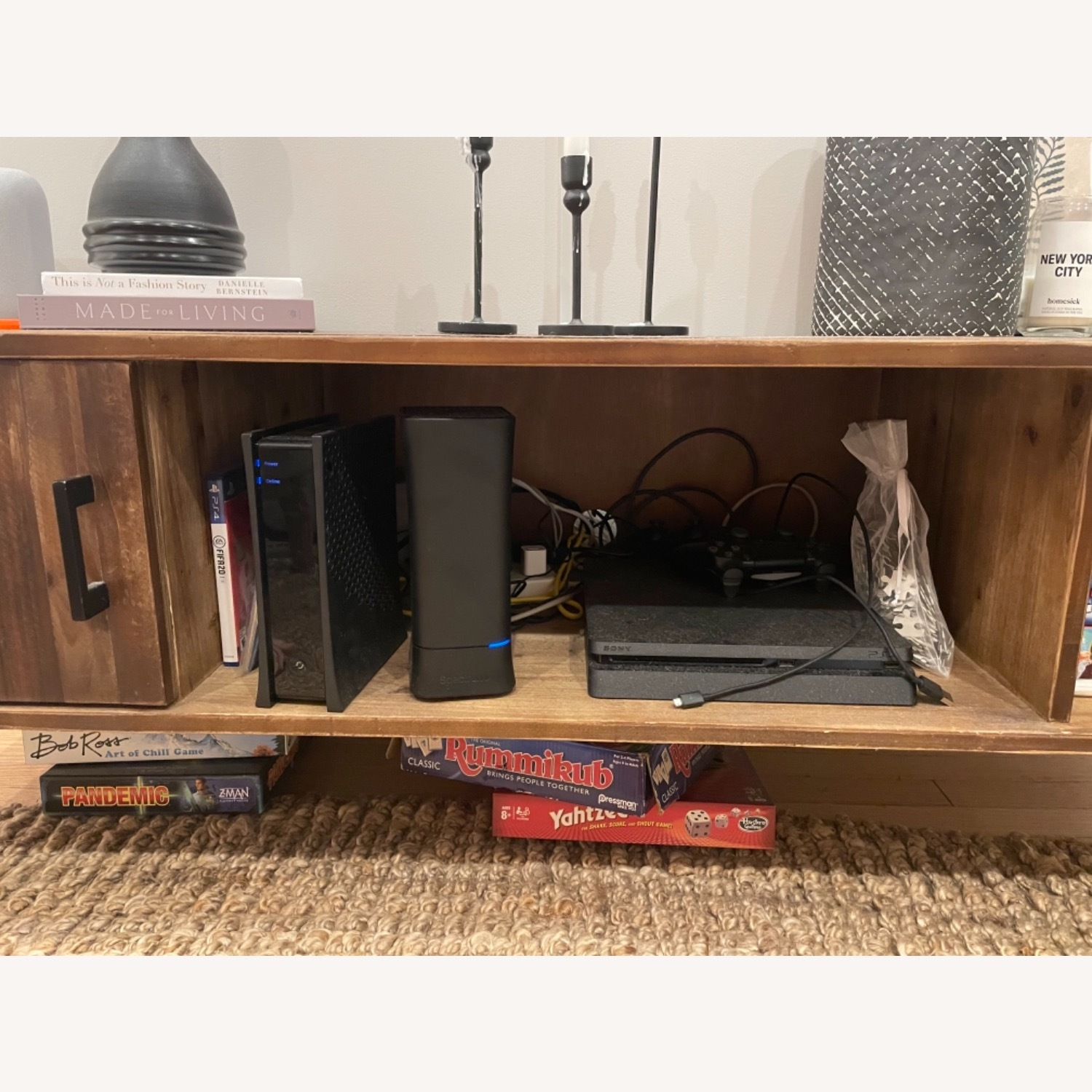 Wayfair Adger Solid Wood TV Stand - image-4