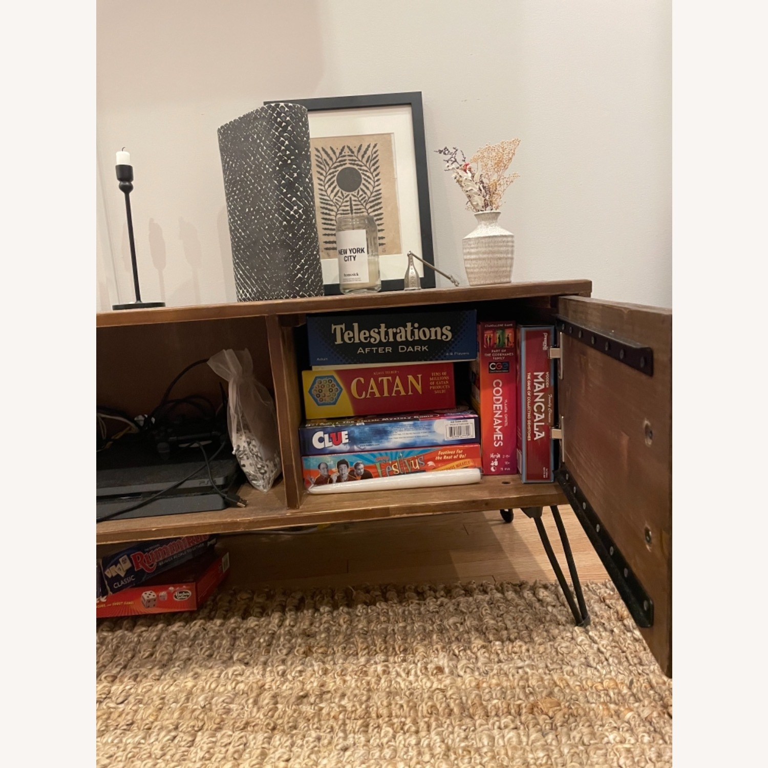 Wayfair Adger Solid Wood TV Stand - image-3
