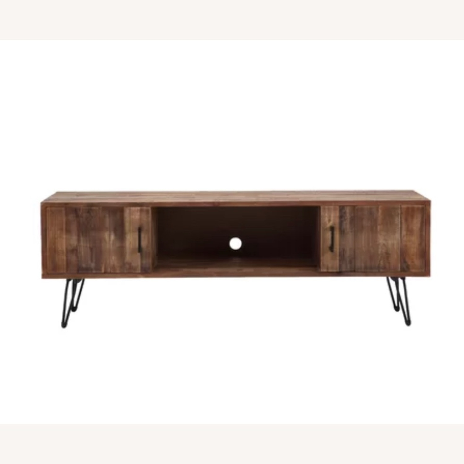 Wayfair Adger Solid Wood TV Stand - image-0