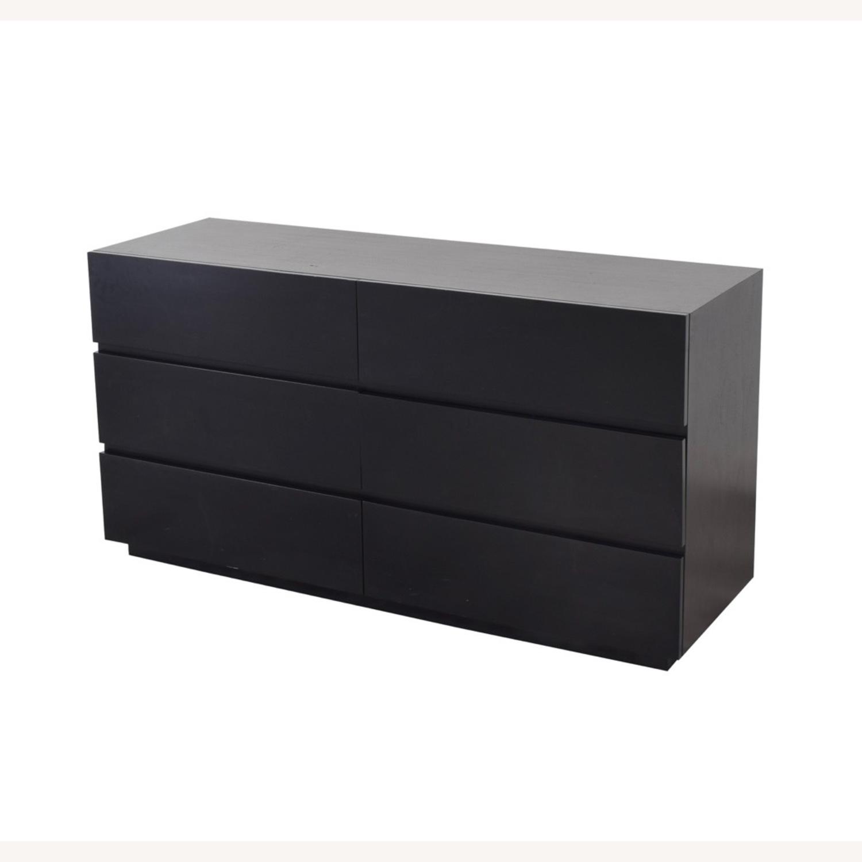 Crate and Barrel 6 Drawer Pavillion Dresser - image-8