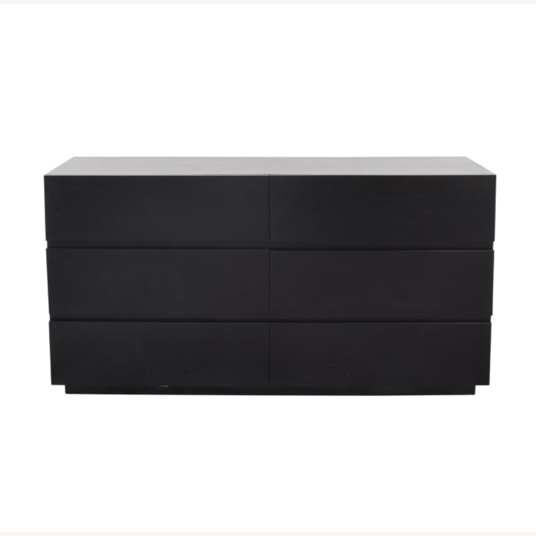 Crate and Barrel 6 Drawer Pavillion Dresser - image-12