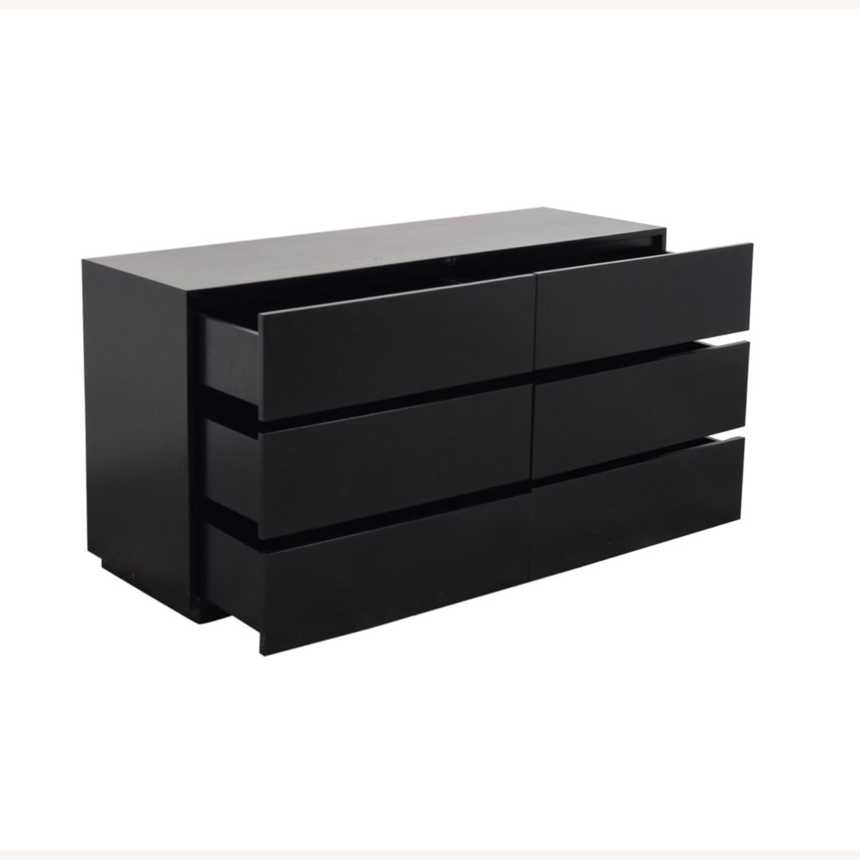 Crate and Barrel 6 Drawer Pavillion Dresser - image-9