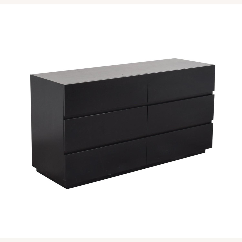 Crate and Barrel 6 Drawer Pavillion Dresser - image-10