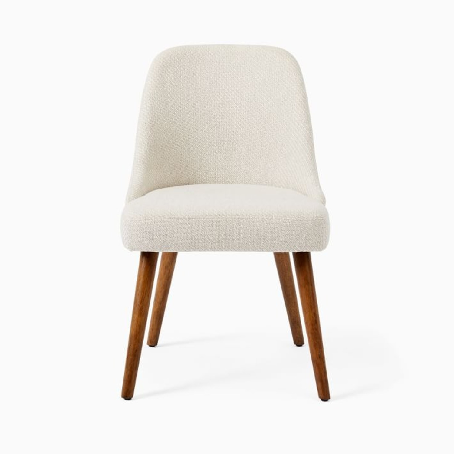 West Elm Mid Century Upholstered Dining Chair - image-2