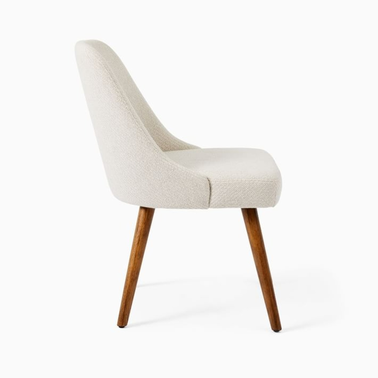 West Elm Mid Century Upholstered Dining Chair - image-1