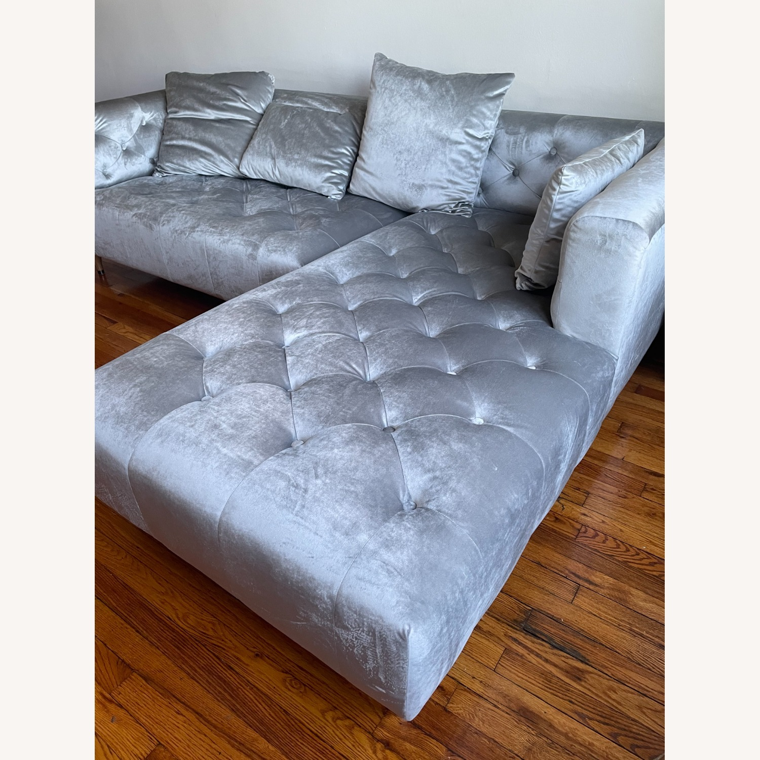 Interior Define Ms. Chesterfield Sectional - image-1