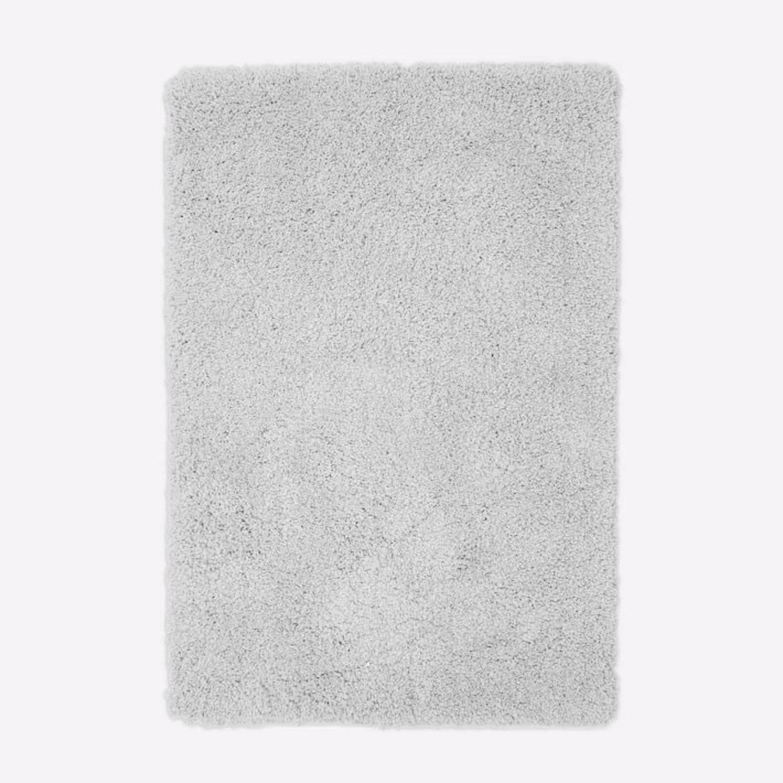 West Elm Cozy Plush Rug, Frost Gray, 6'x9' - image-3