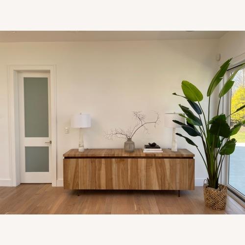 Used Burke Decor Wooden Sideboard for sale on AptDeco