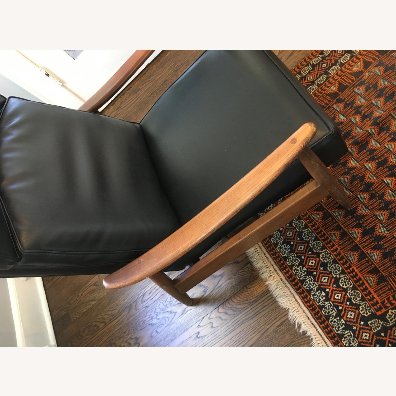 Milo Baughman Mid-Century Recliner Lounge Armchair - image-12