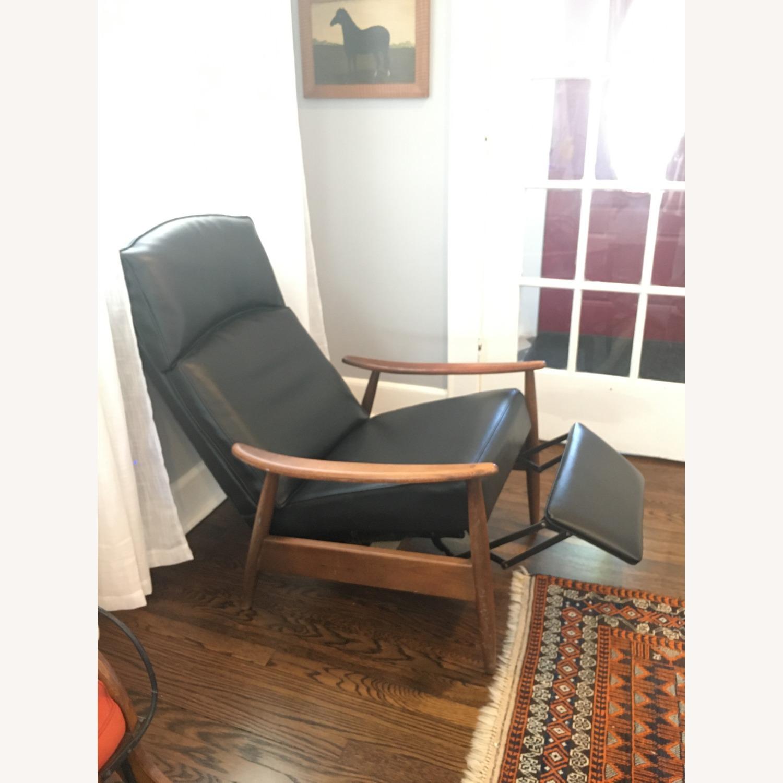 Milo Baughman Mid-Century Recliner Lounge Armchair - image-1