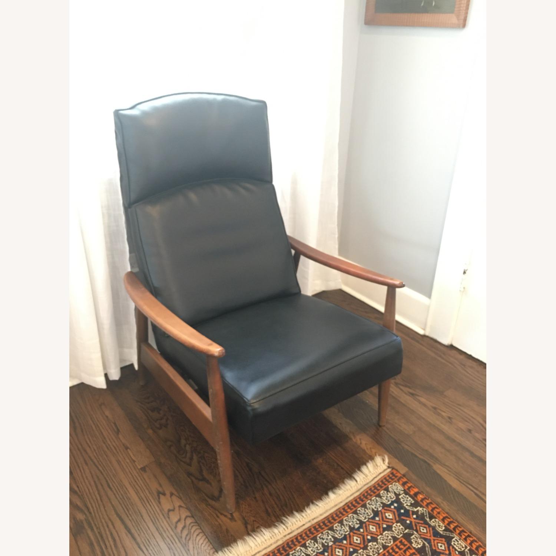 Milo Baughman Mid-Century Recliner Lounge Armchair - image-3