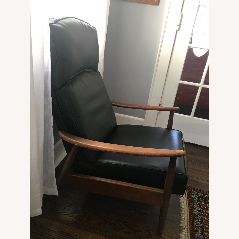 Milo Baughman Mid-Century Recliner Lounge Armchair - image-4