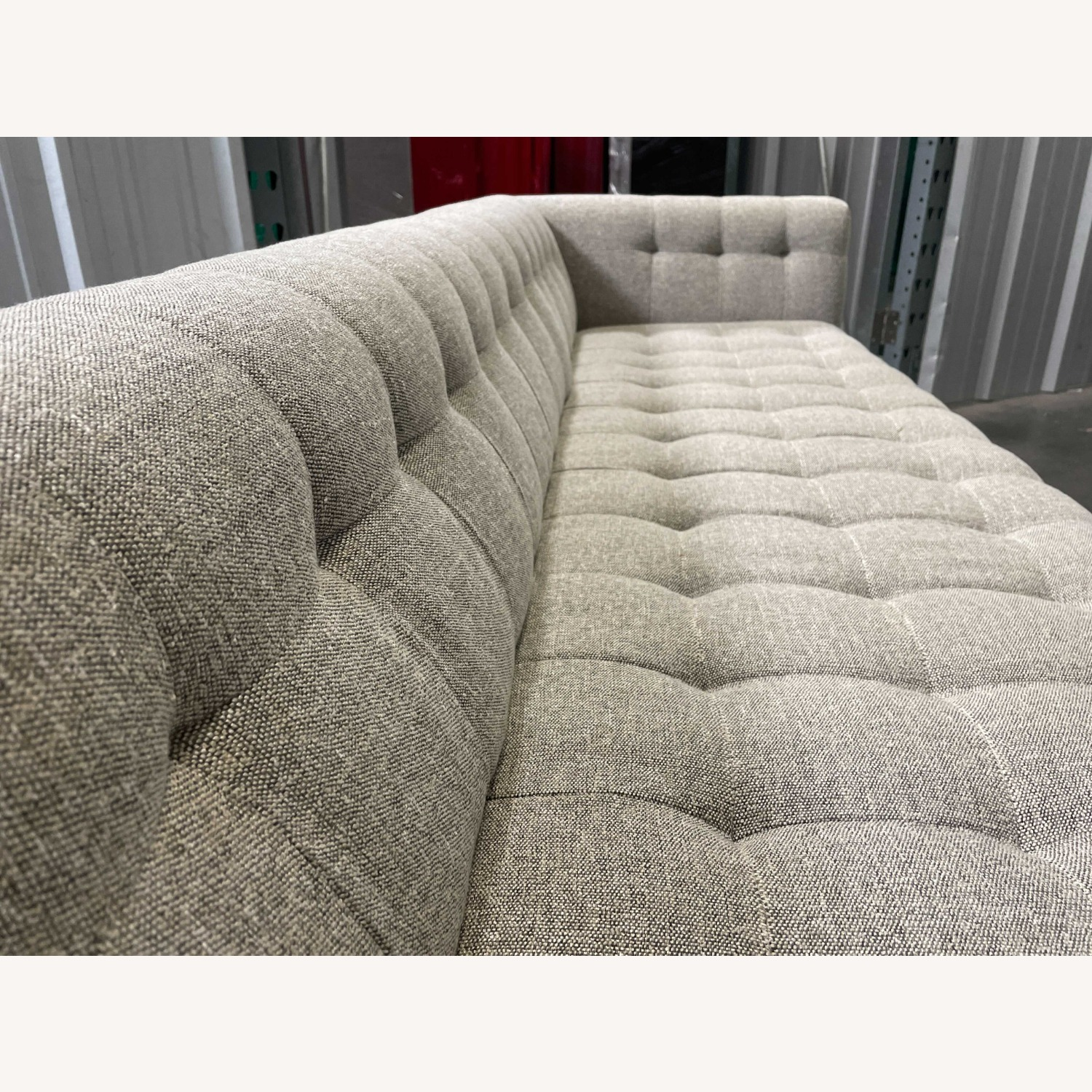 Feather Monarch Sofa - image-4