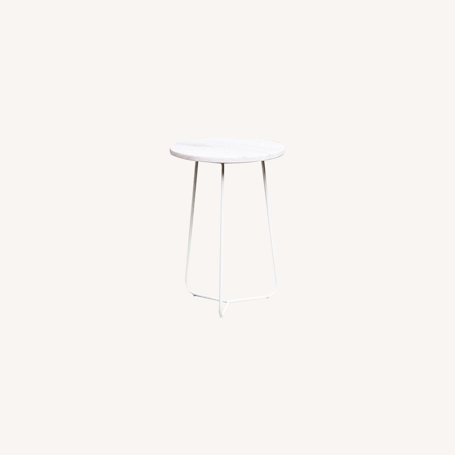 Feather Myna Side Table - image-0