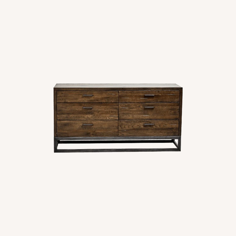 Feather Parula 6-Drawer Dresser - image-0