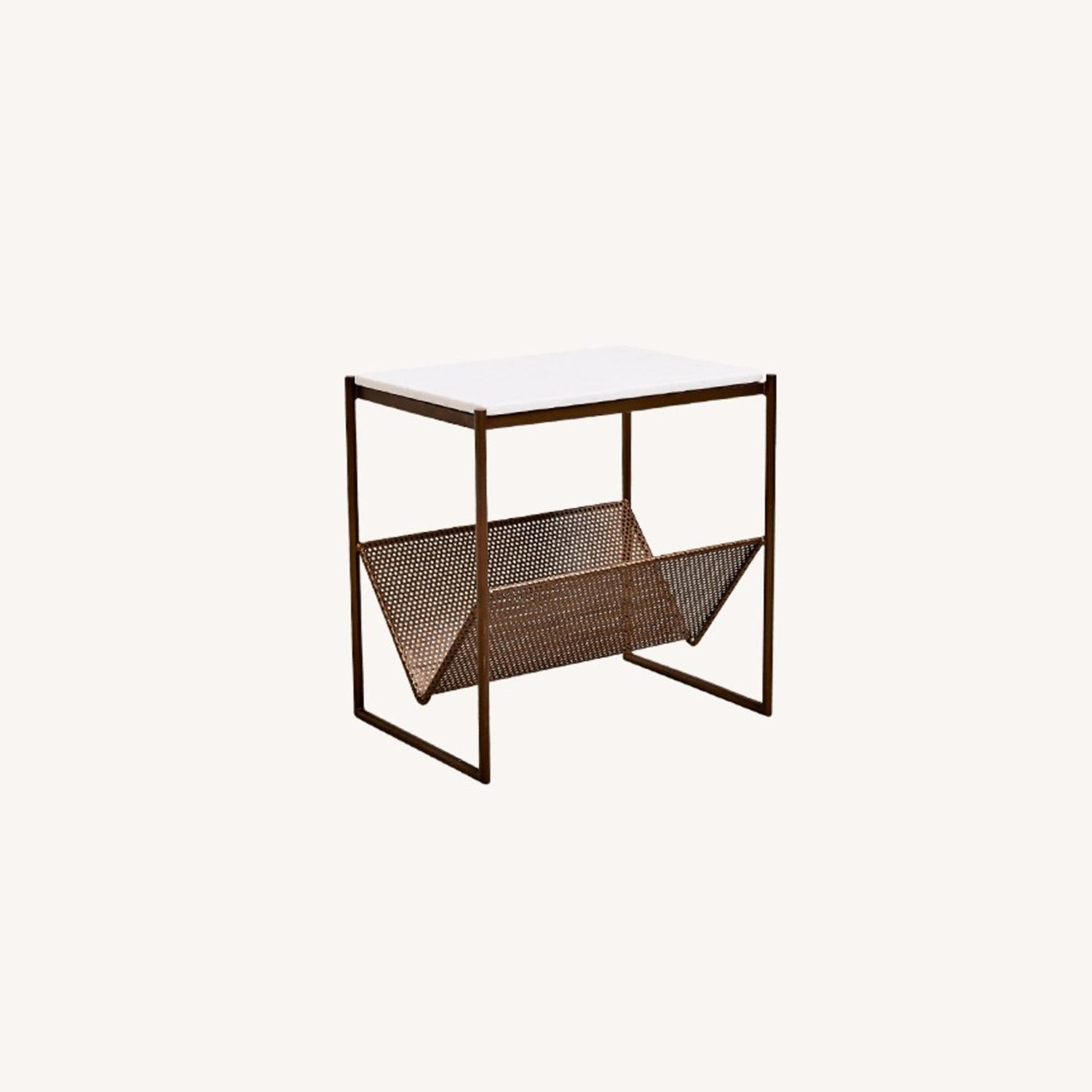 Feather Robin Side Table - image-0