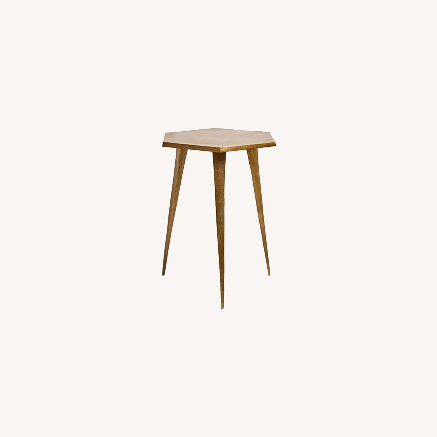Feather Vireo Side Table - image-0