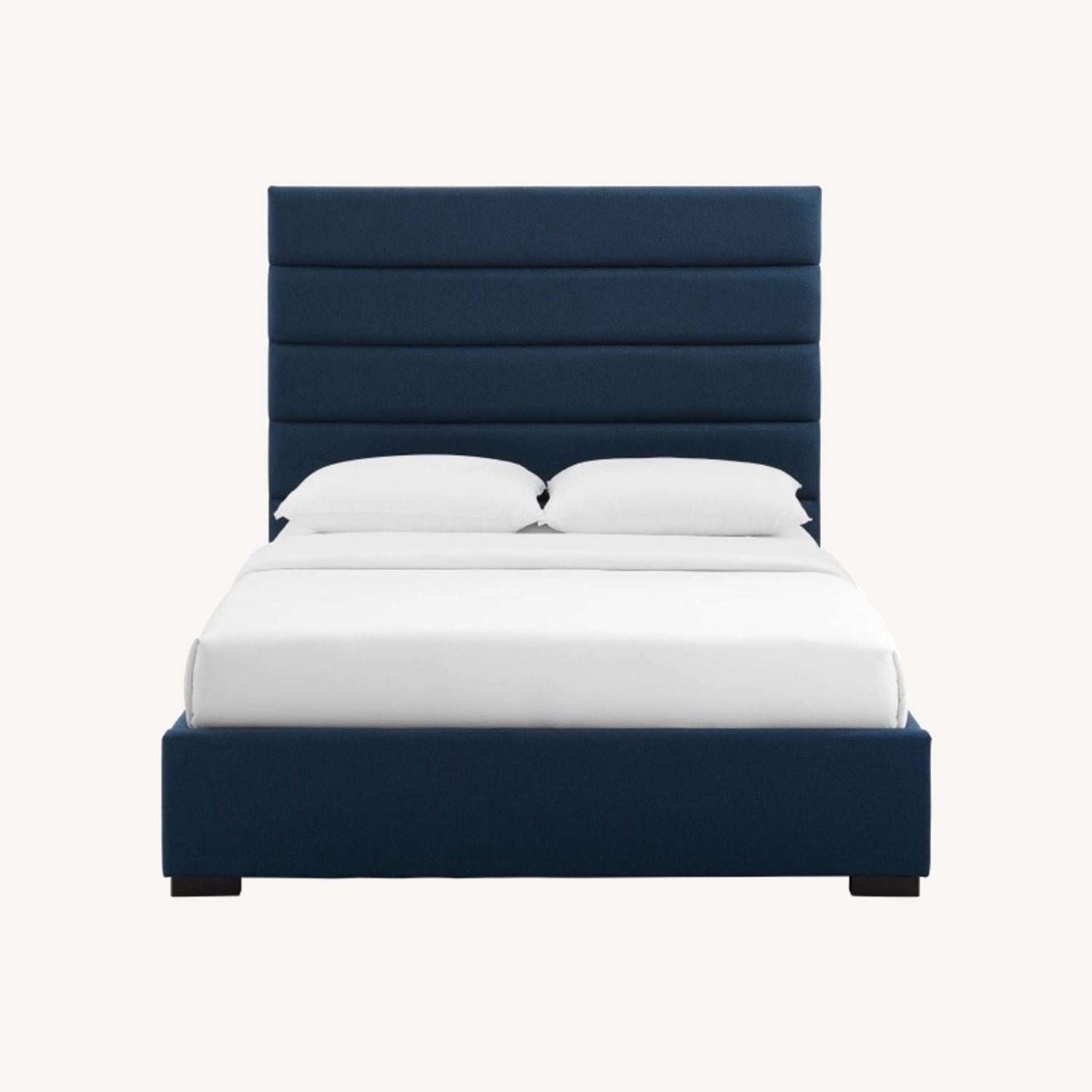 Modway Genevieve Upholstered Queen Bed - image-0