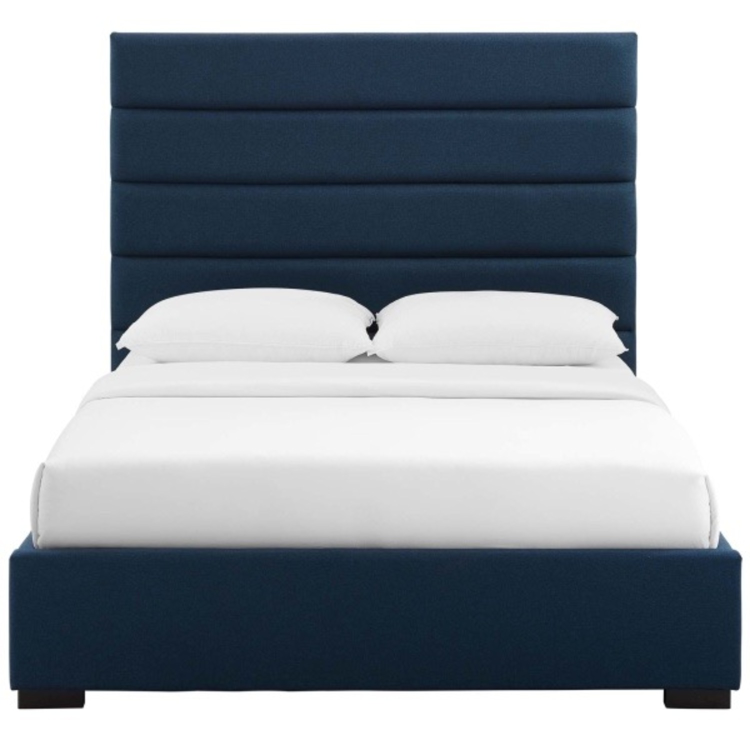 Modway Genevieve Upholstered Queen Bed - image-1