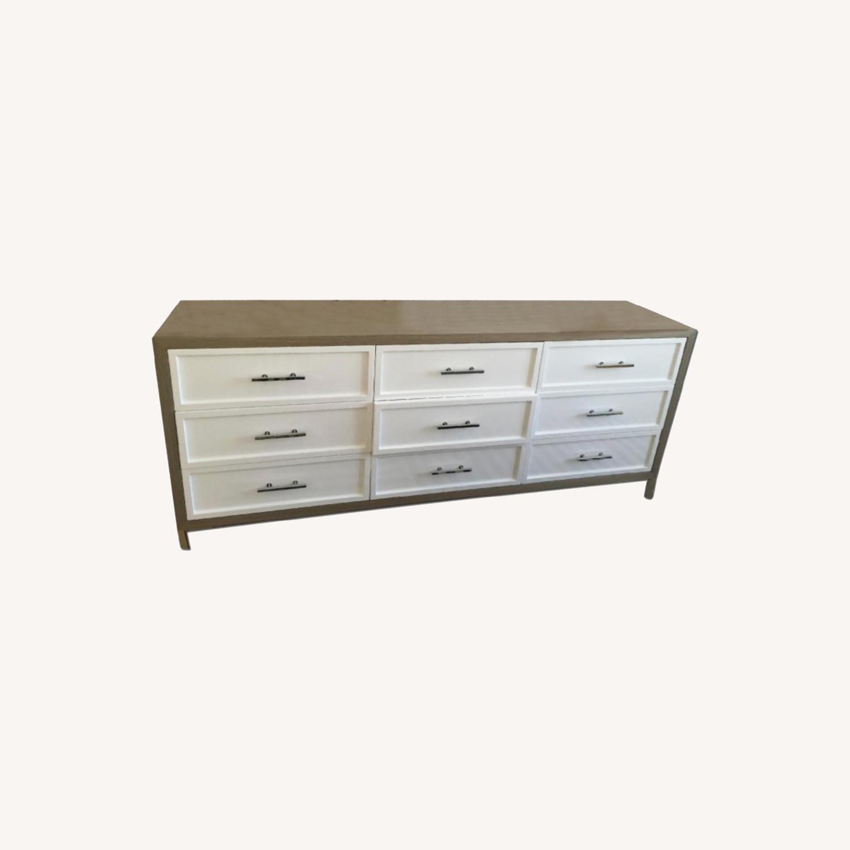 ModShop Large Wood & Lacquer Dresser - image-0