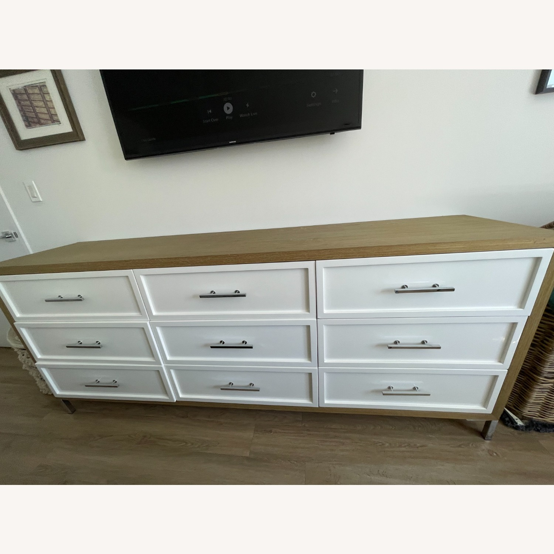 ModShop Large Wood & Lacquer Dresser - image-1