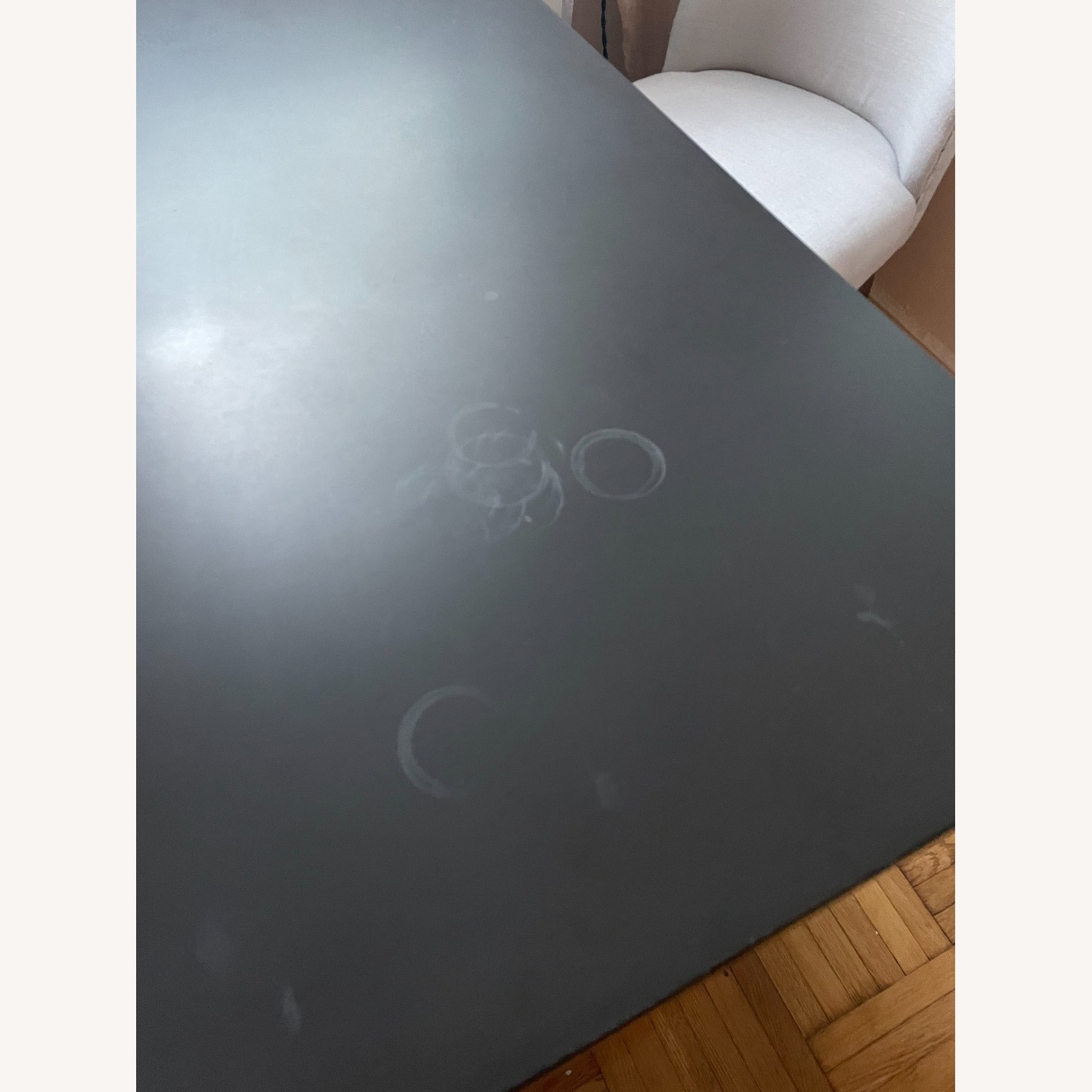 Restoration Hardware Salvaged Wood and Concrete Dining Table - image-30