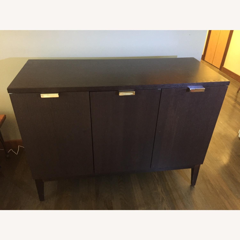 Crate & Barrel Credenza - image-1