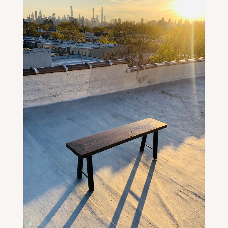 Handmade Coffee Table Mid Century Honey - image-3