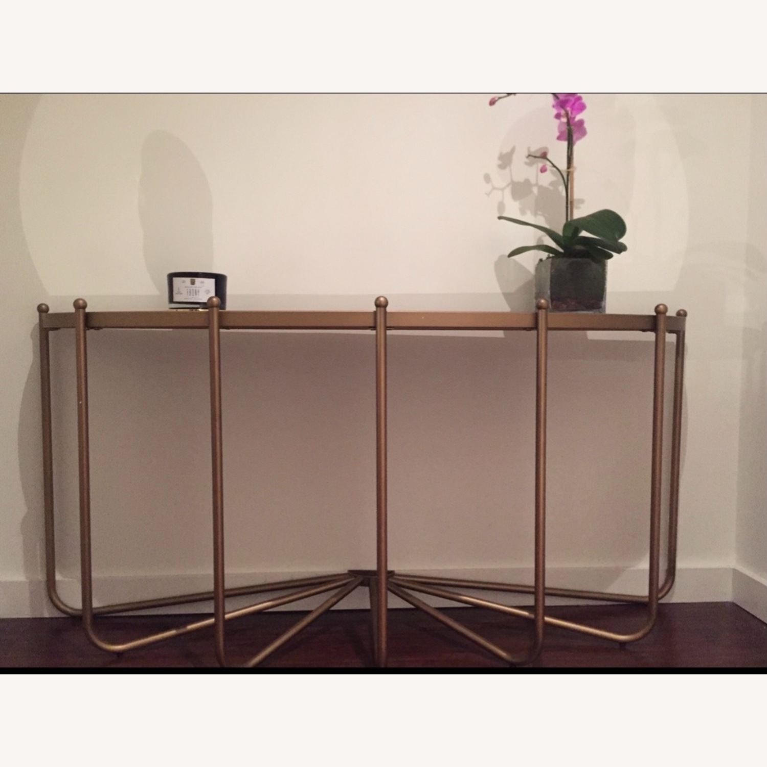 Gold Console/Entry Table - image-2