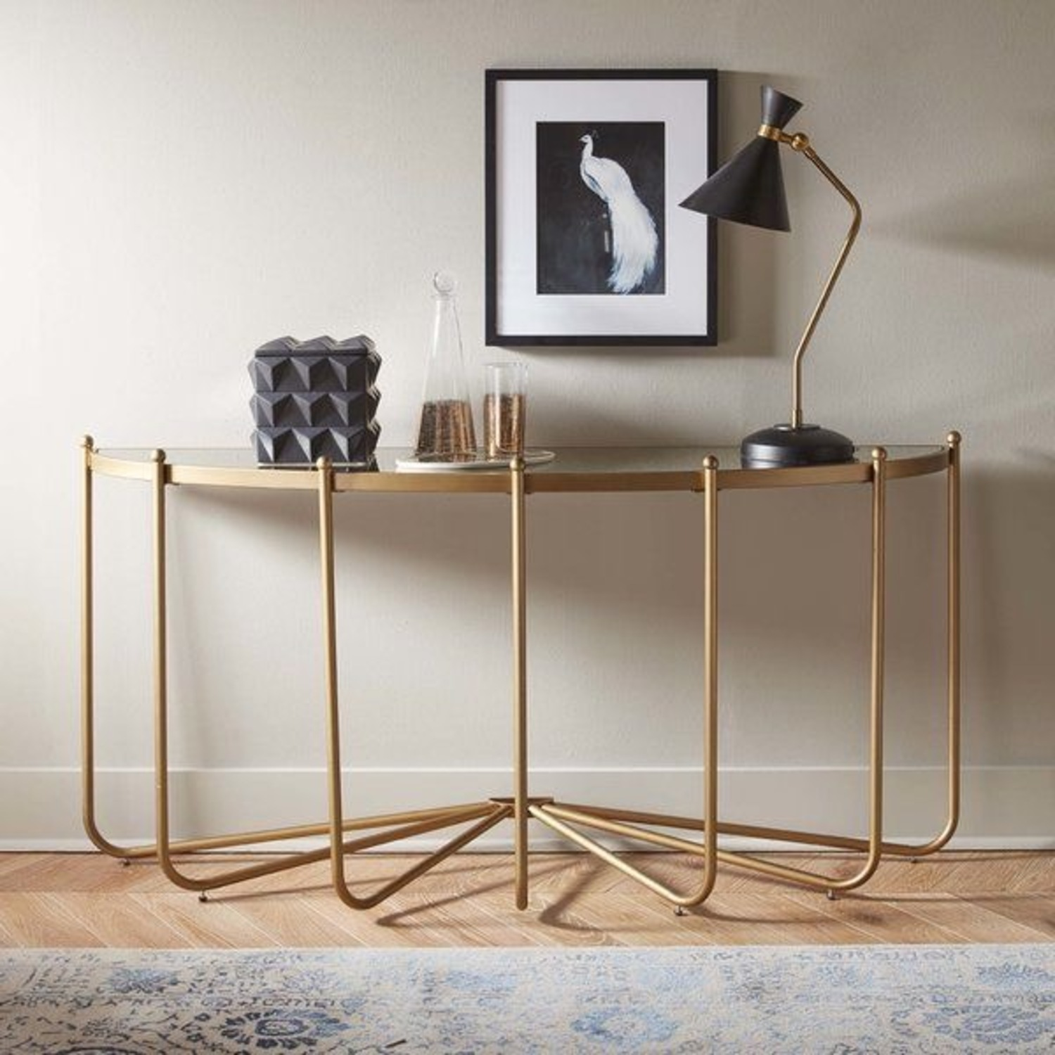 Gold Console/Entry Table - image-3