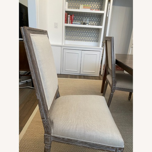 Used Restoration Hardware French Dining End Chairs (4) for sale on AptDeco