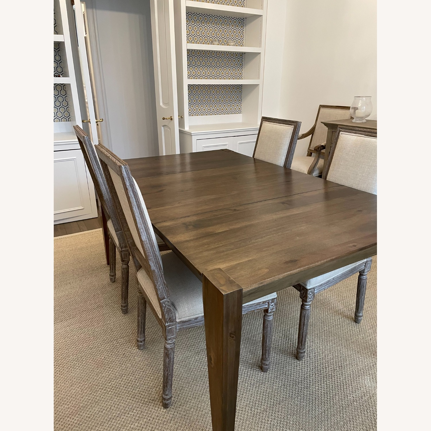 Restoration Hardware French Dining End Chairs (4) - image-1