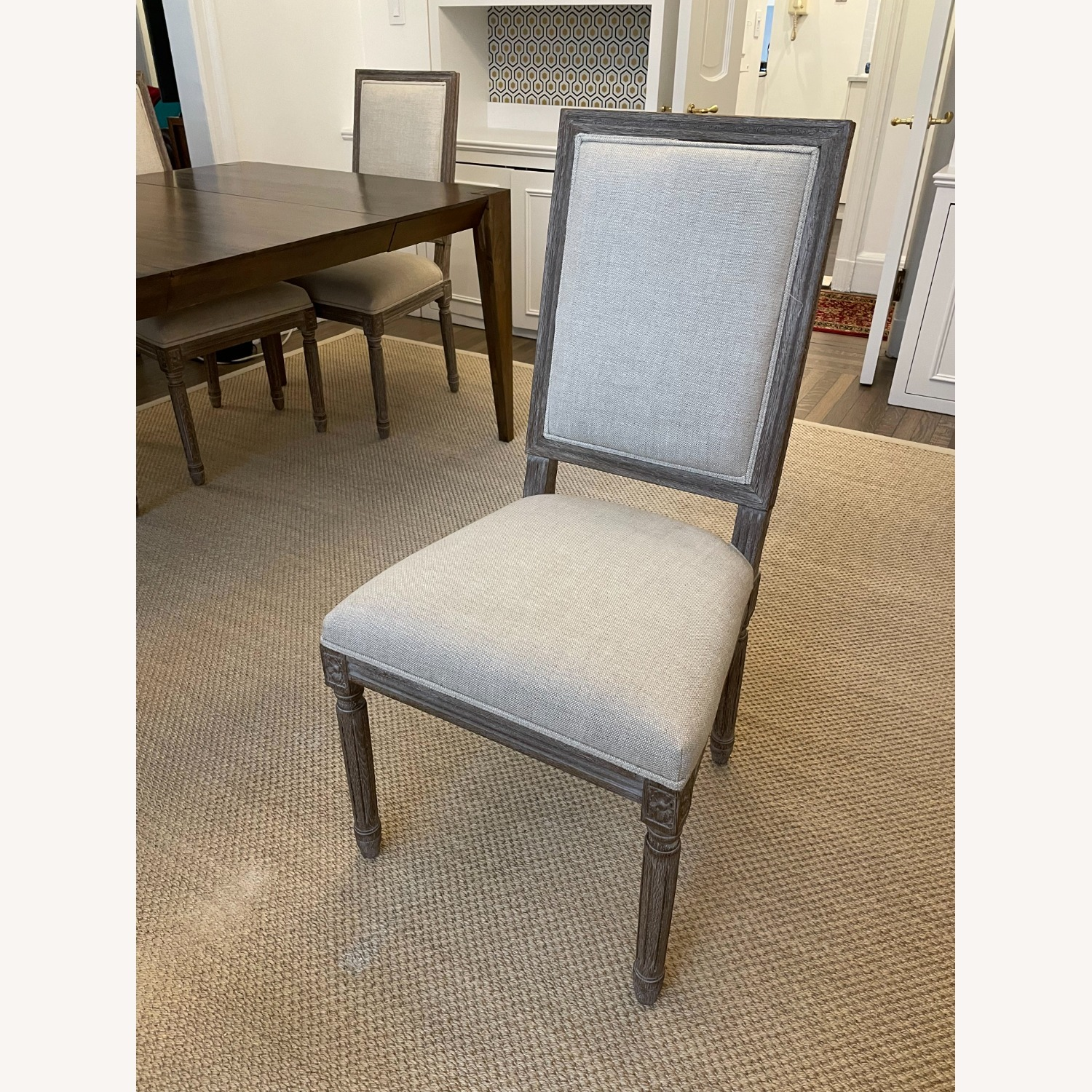 Restoration Hardware French Dining End Chairs (4) - image-5