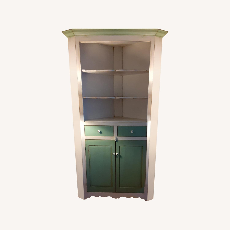 Corner Cabinet - image-0