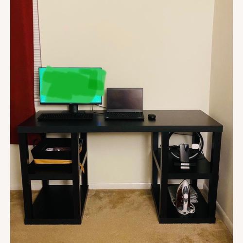 Used Multi Purpose Large Computer Desk for sale on AptDeco