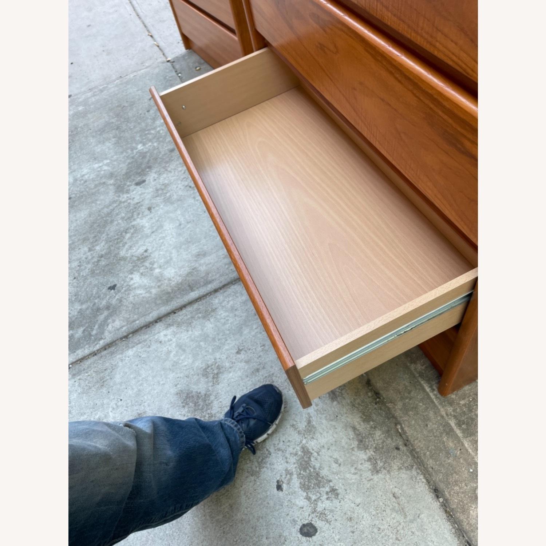 Vintage 1980s 5- Drawer Dresser  - image-11