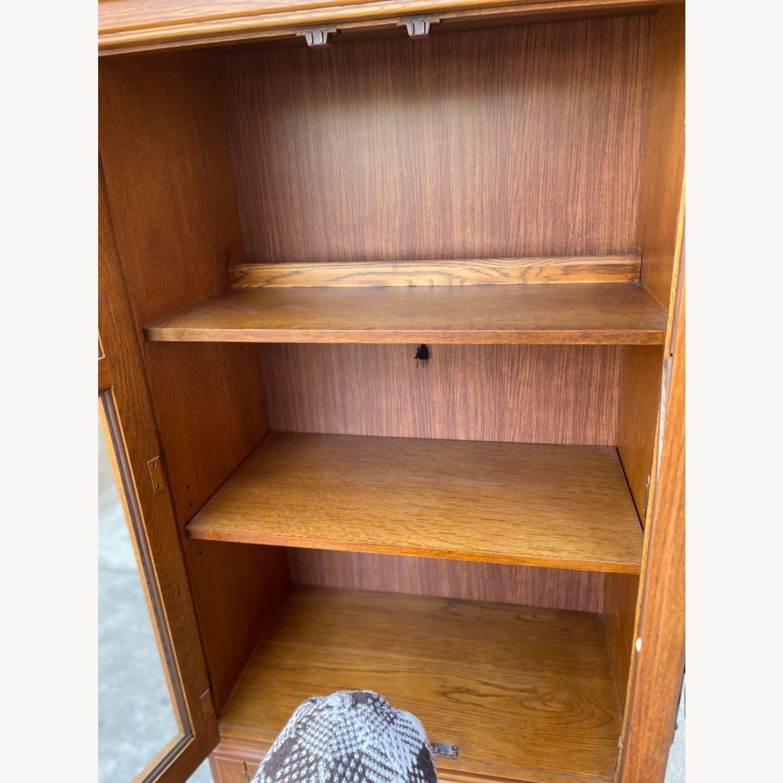 Hooker Furniture Vintage 1980s Solid Wood Cabinet  - image-15