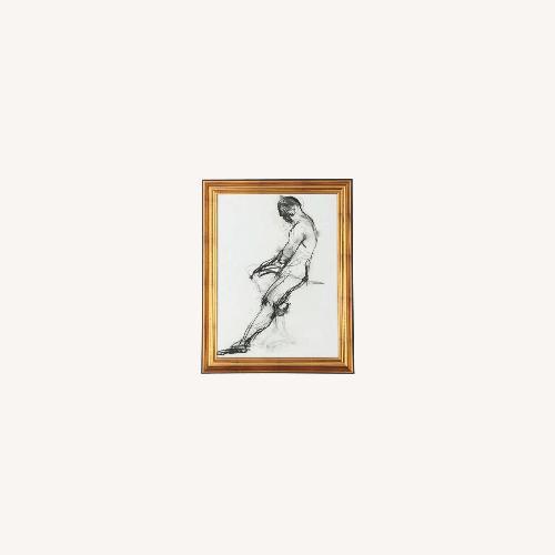 Used One King's Lane Nude Figure for sale on AptDeco