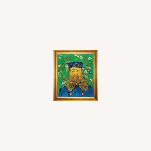 Used One King's Lane Van Gogh, Portrait of Joseph Roulin for sale on AptDeco