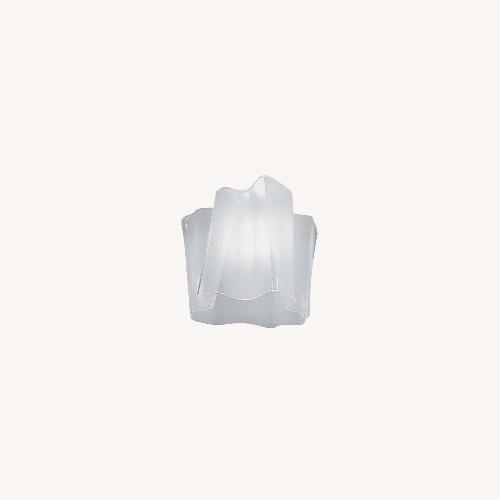 Used Artemide Logico Mini Single with light Crack for sale on AptDeco