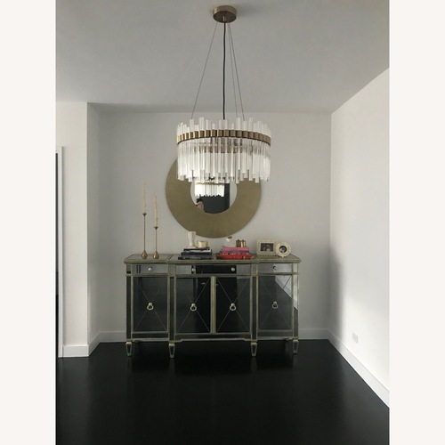 Used Horchow Mirrored Buffet for sale on AptDeco