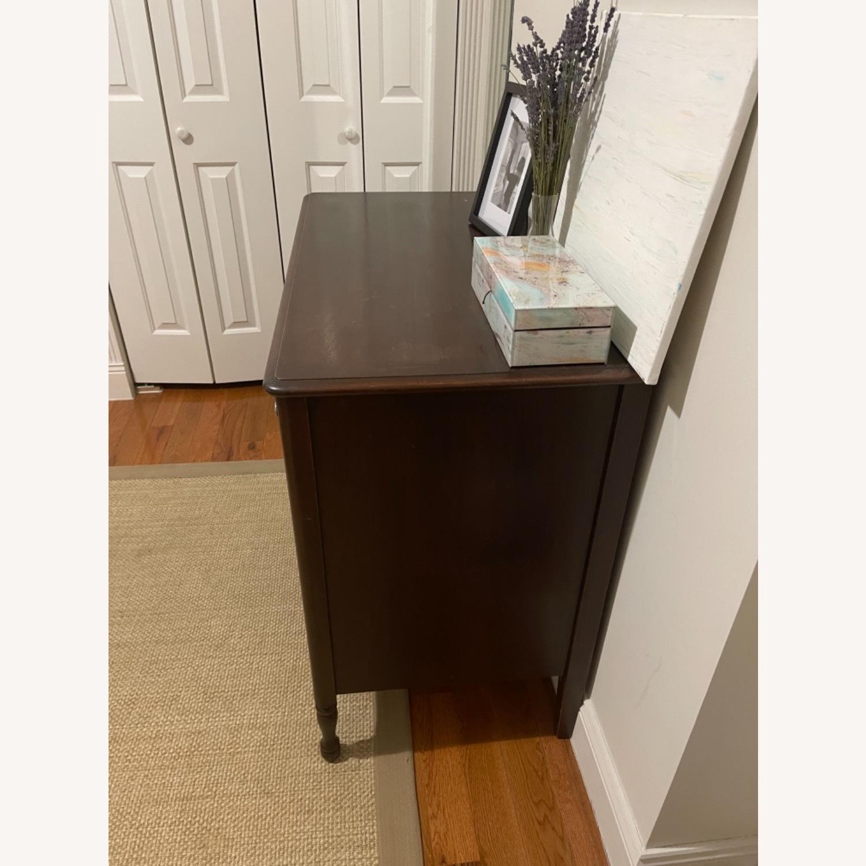 Antique Solid Wood Dresser - image-4