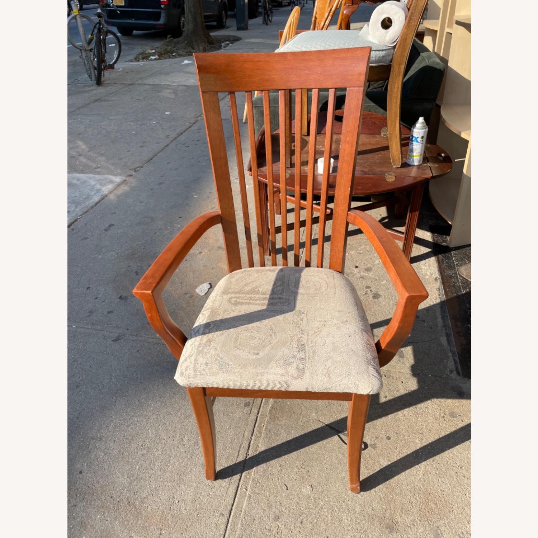 Slat Back Armchair - image-2