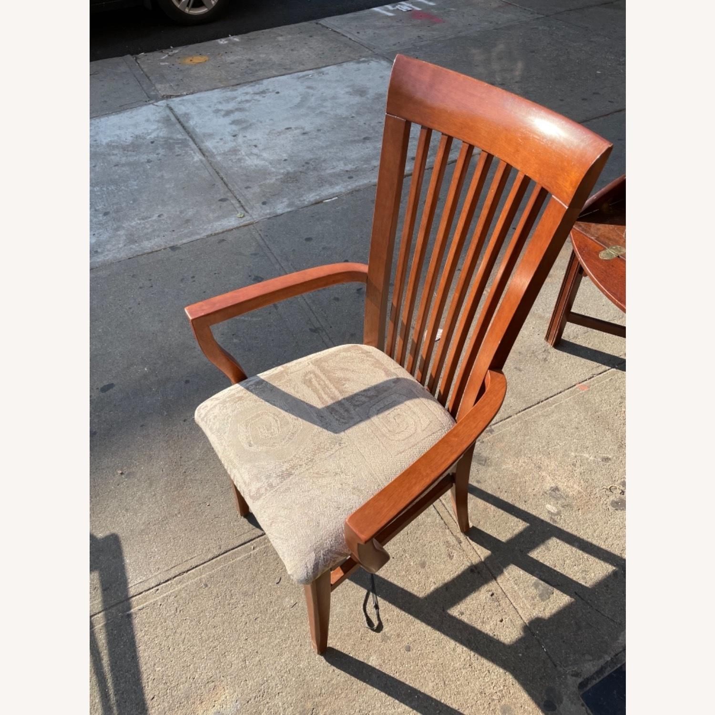 Slat Back Armchair - image-9
