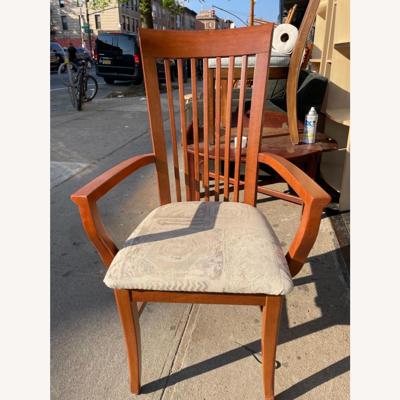 Slat Back Armchair - image-10